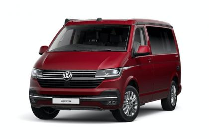 Lease Volkswagen California car leasing