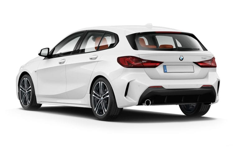 BMW 1 Series 116 Hatch 5Dr 1.5 d 116PS M Sport 5Dr Manual [Start Stop] [Tech I Plus] back view