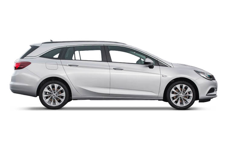 Vauxhall Astra Sports Tourer 1.5 Turbo D 105PS SE 5Dr Manual [Start Stop] back view