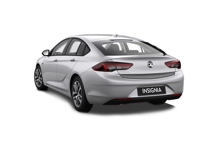 Vauxhall Insignia Grand Sport 1.6 Turbo D ecoTEC 110PS SRi Nav 5Dr Manual [Start Stop] back view