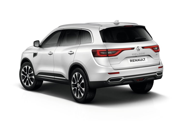 Renault Koleos SUV 2wd 1.7 Blue dCi 150PS GT Line 5Dr X-Trn A7 [Start Stop] back view