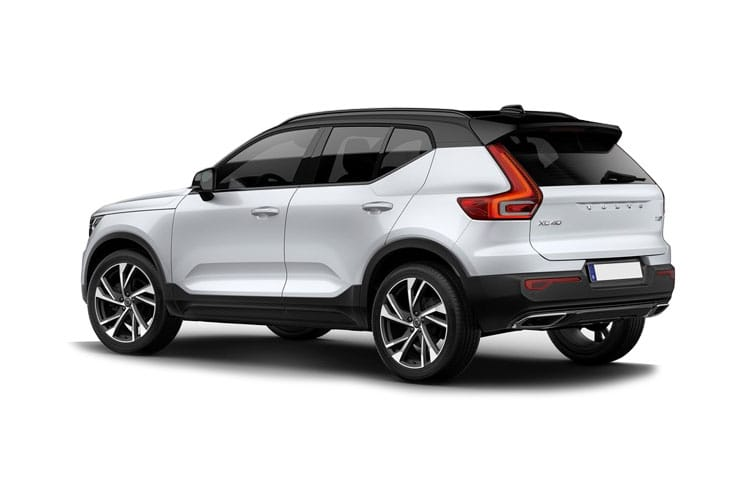 Volvo XC40 SUV 1.5 T3 163PS Momentum 5Dr Auto [Start Stop] back view