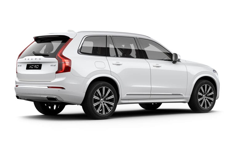Volvo XC90 SUV 2.0 B5 MHEV 250PS R DESIGN Pro 5Dr Auto [Start Stop] back view