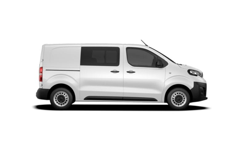 Peugeot Expert Long 1400Kg 2.0 BlueHDi FWD 120PS Professional Crew Van Manual [Start Stop] detail view