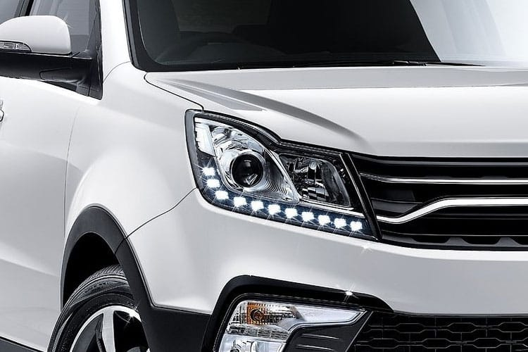Ssangyong Korando SUV 5Dr 1.5  163PS Ultimate 5Dr Auto [Start Stop] detail view