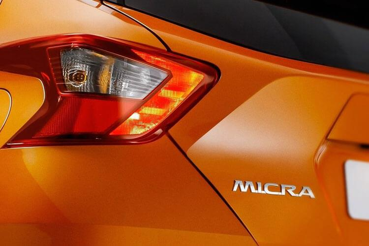 Nissan Micra Hatch 5Dr 1.0 IG-T 92PS N-Sport 5Dr Manual [Start Stop] [Navi] detail view