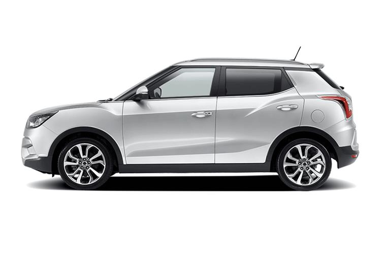Ssangyong Tivoli XLV SUV 5Dr 1.6 D 115PS Ultimate 5Dr Auto detail view