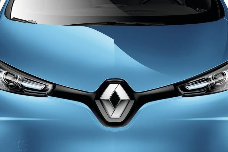 Renault Zoe Hatch 5Dr E R110 52kWh 80KW 107PS i Iconic Rapid Charge 5Dr Auto detail view