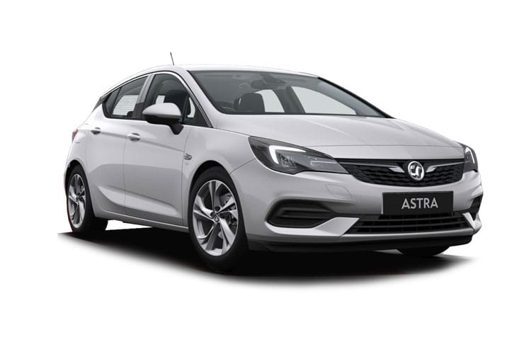 Vauxhall Astra Hatch 5Dr 1.5 Turbo D 105PS SRi 5Dr Manual [Start Stop] front view