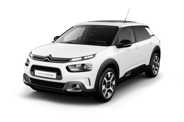 Citroen C4 Cactus Hatch 5Dr 1.5 BlueHDi 100PS Flair 5Dr Manual [Start Stop] front view