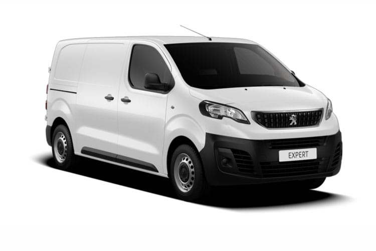 Peugeot Expert Long 1200Kg 1.5 BlueHDi FWD 100PS Professional Van Manual [Start Stop] front view