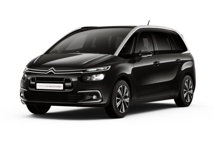 Citroen C4 SpaceTourer Grand C4 SpaceTourer MPV 1.5 BlueHDi 130PS Feel Plus 5Dr Manual [Start Stop] front view
