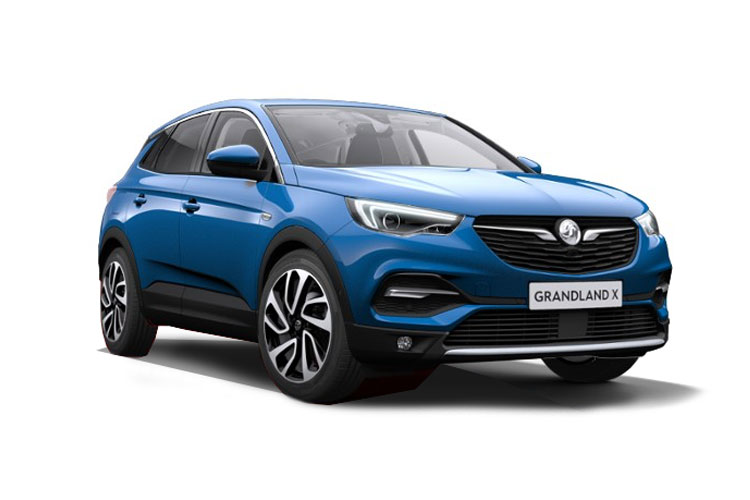 Vauxhall Grandland X SUV 1.5 Turbo D 130PS Griffin Edition 5Dr Auto [Start Stop] front view