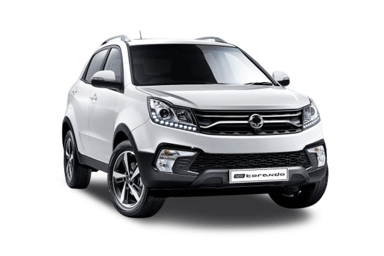 Ssangyong Korando SUV 5Dr 1.5  163PS Ultimate 5Dr Auto [Start Stop] front view