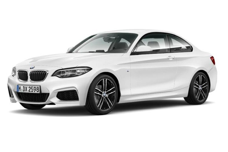BMW 2 Series 218 Coupe 1.5 i 136PS Sport 2Dr Manual [Start Stop] front view