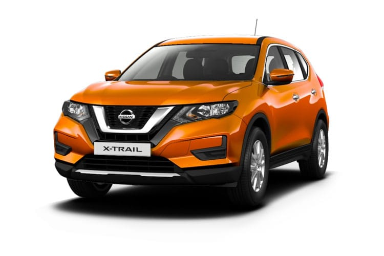 Nissan X-Trail SUV 4wd 1.7 dCi 150PS Acenta Premium 5Dr Manual [Start Stop] [5Seat] front view