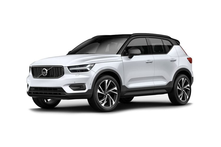 Volvo XC40 SUV 1.5 T3 163PS Momentum 5Dr Auto [Start Stop] front view