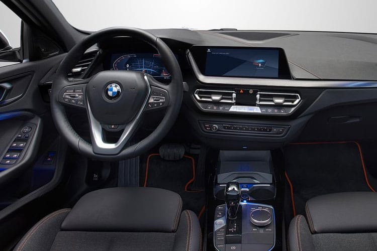 BMW 1 Series 116 Hatch 5Dr 1.5 d 116PS M Sport 5Dr Manual [Start Stop] [Tech I Plus] inside view