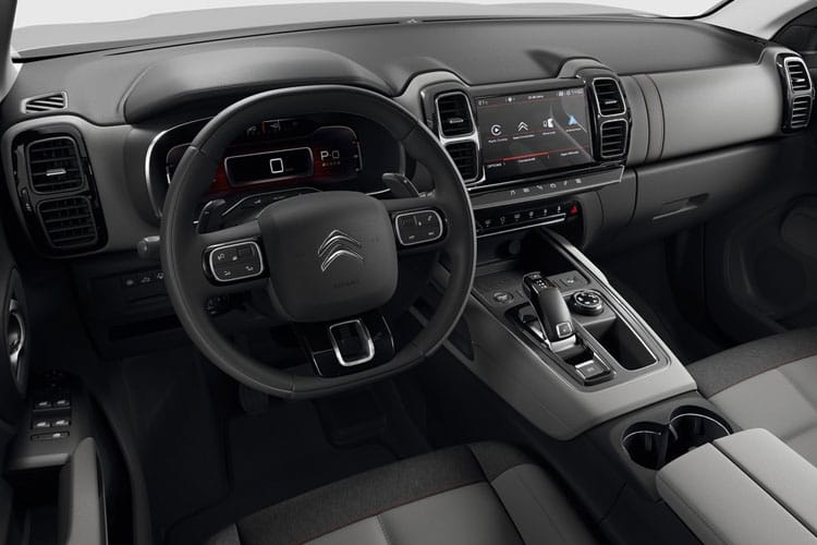 Citroen C5 Aircross SUV 1.2 PureTech 130PS Feel 5Dr Manual [Start Stop] inside view