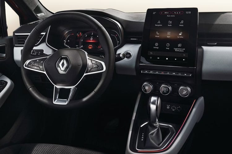 Renault Clio Hatch 5Dr 1.0 SCe 65PS Play 5Dr Manual [Start Stop] inside view