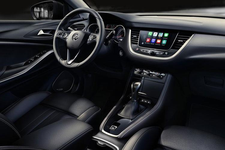 Vauxhall Grandland X SUV 1.5 Turbo D 130PS Griffin Edition 5Dr Auto [Start Stop] inside view