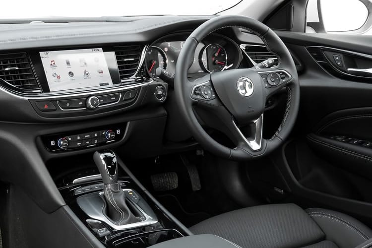 Vauxhall Insignia Grand Sport 1.6 Turbo D ecoTEC 110PS SRi Nav 5Dr Manual [Start Stop] inside view