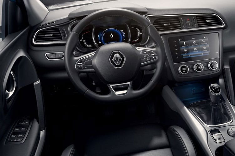 Renault KADJAR SUV 2wd 1.3 TCe 140PS S Edition 5Dr EDC [Start Stop] inside view