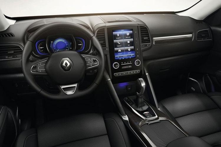 Renault Koleos SUV 2wd 1.7 Blue dCi 150PS GT Line 5Dr X-Trn A7 [Start Stop] inside view