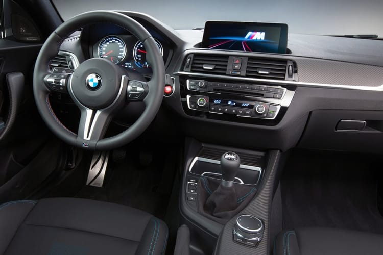 BMW 2 Series 218 Coupe 1.5 i 136PS Sport 2Dr Manual [Start Stop] inside view