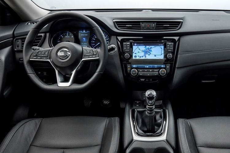 Nissan X-Trail SUV 4wd 1.7 dCi 150PS Acenta Premium 5Dr Manual [Start Stop] [5Seat] inside view