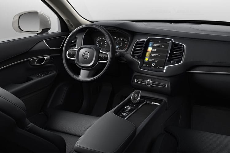 Volvo XC90 SUV 2.0 B5 MHEV 250PS R DESIGN Pro 5Dr Auto [Start Stop] inside view