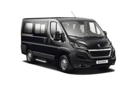 Peugeot Boxer Window Van High Roof van leasing
